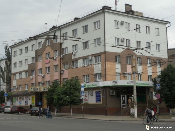 Детский центр развития и творчества колибри в луганске по адресу советская улица, 40