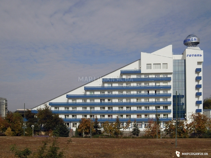 Гостиницы в попасная